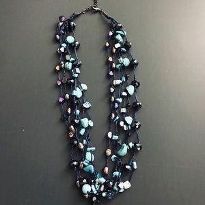 True Blue Park Lane Necklace